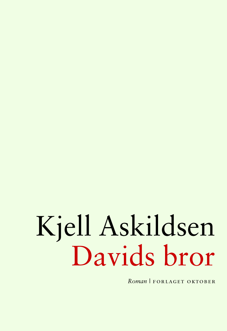 askildsen davids bror - serie 09 - forside