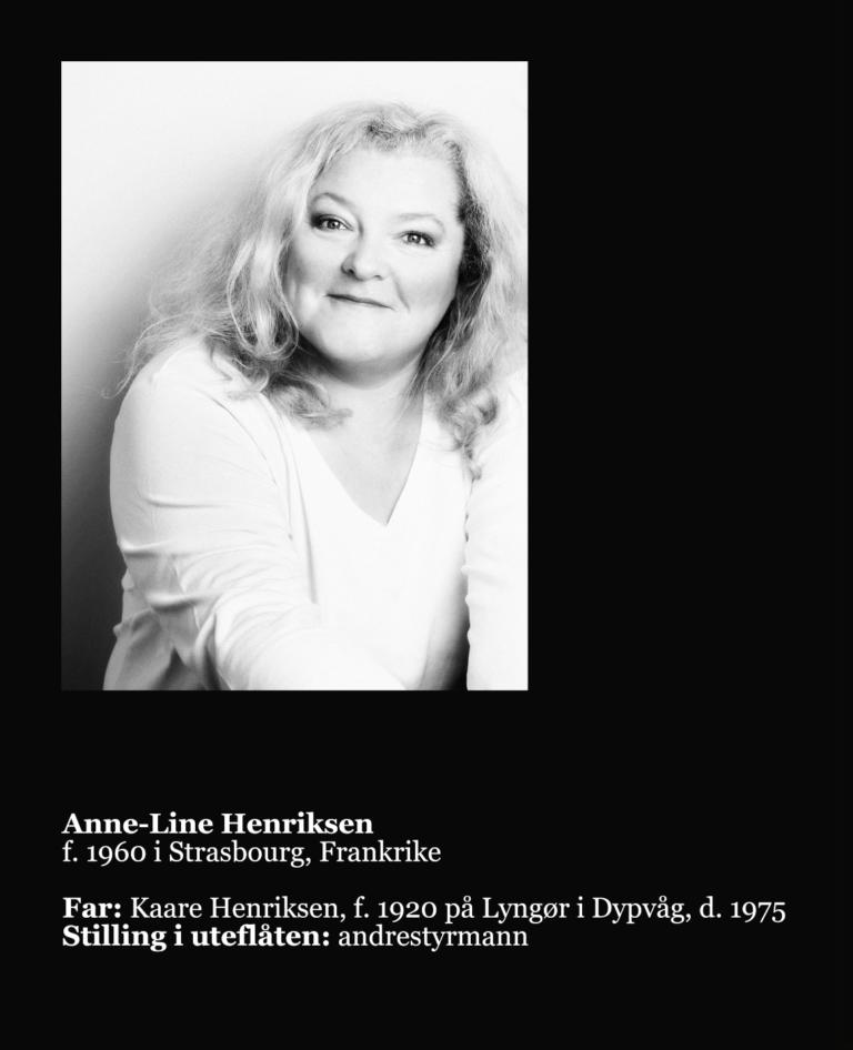 Anne Line Henriksen