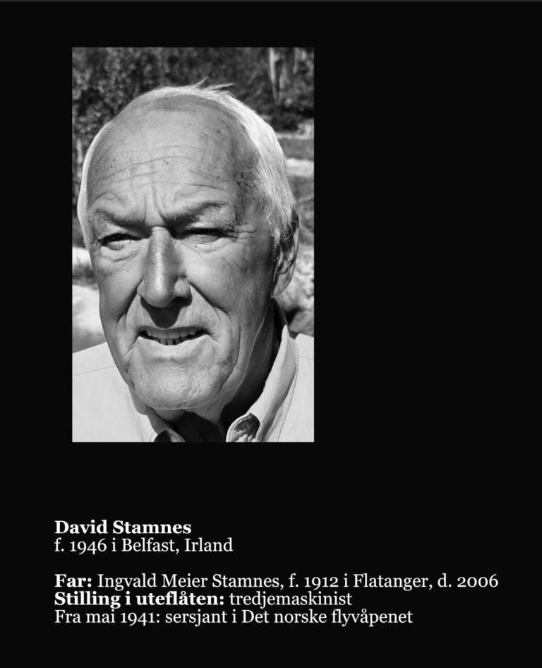 David Stamnes